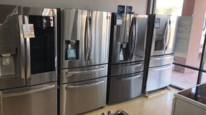 Brand new appliances never used and with warranty for Sale in Houston, TX