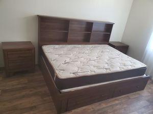 Full bedroom set for Sale in Hesperia, CA