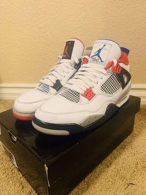 "Air Jordan 4 ""What The"" (READ DETAILS BELOW) for Sale in Las Vegas, NV"