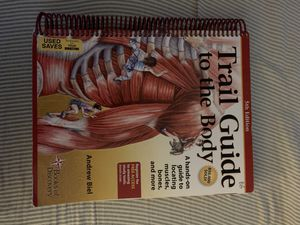 Trail Guide To The Body college textbook 6th edition for Sale in Windsor, CT