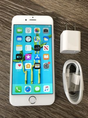 Beautiful iPhone 6 ~16 gig🎁 Cricket or AT&T for Sale in Costa Mesa, CA