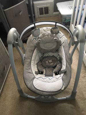 Baby swing for Sale in Washington, DC
