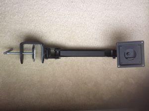 Computer Monitor (Single) desk clamp style stand (VESA 100x100 mount) for Sale in Stafford, VA