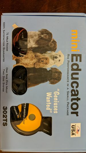 MiniEducator Two Dog System for Sale in Charlottesville, VA