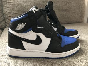 Jordan 1 royal toe size 7 for Sale in Phoenix, AZ