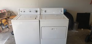 Kenmore 70 Series Washer and Dryer for Sale in Fort Worth, TX