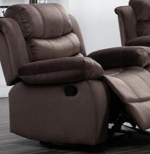 🔥Brownie Cocoa Recliner 🔥Global for Sale in Glen Burnie, MD