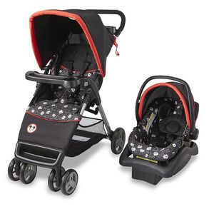 Cosco Mickey Mouse travel system for Sale in Kissimmee, FL