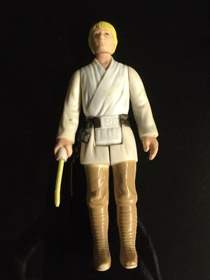 Vintage 1977 Luke Skywalker Action Figure Toy Collectible for Sale in El Paso, TX