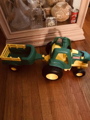 Farm Tractor and Trailer Tonka for Sale in PA, US