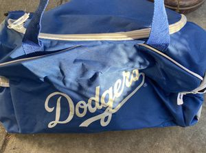Dodgers duffle bag for Sale in South Gate, CA