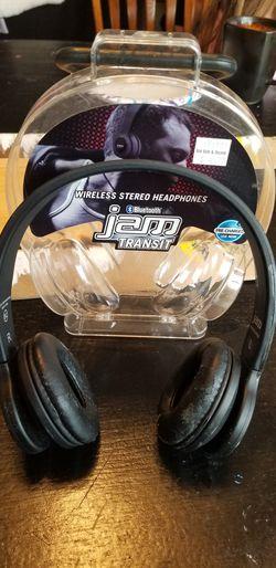 Jam transit wireless headphones for Sale in Woodburn,  OR