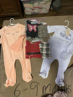 Baby girl clothes for Sale in Fall River, MA