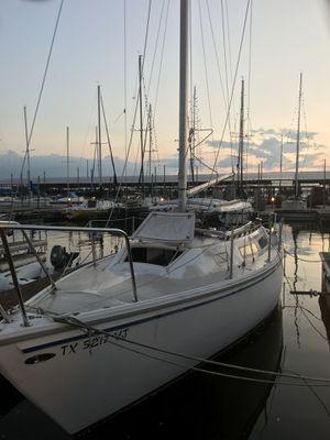 25' Catalina Sailboat for Sale in Dallas, TX
