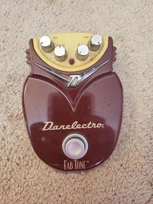 Danelectro Fab Tone Distortion Pedal for Sale in Woodbridge, VA