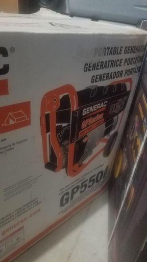 5500 generac generator for Sale in Humble, TX