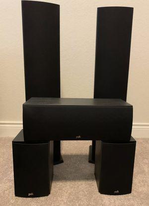 Polk Audio Surround Speakers for Sale in Mesa, AZ