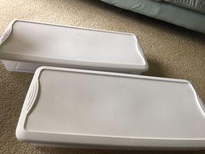 2 Sterlite storage containers for Sale in Miramar, FL