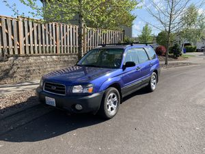 2004 Subaru Forester for Sale in Vancouver, WA
