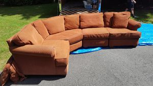 Sectional couch $100 OBO for Sale in Maple Valley, WA