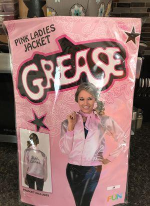 Pink ladies jacket for Sale in Martinsburg, WV