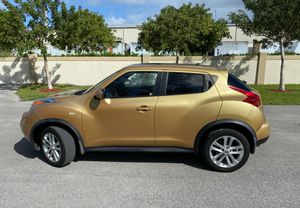 2013 Nissan Juke Sl Fully Loaded LOW MILES for Sale in Colorado Springs, CO