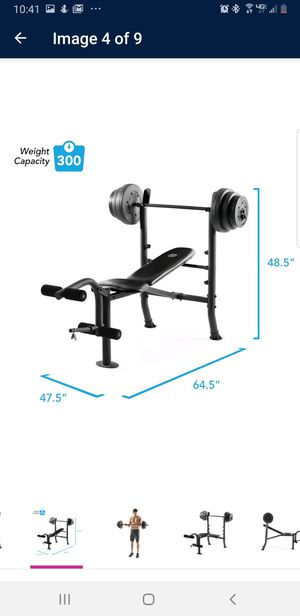 New And Used Weight Bench For Sale In Pensacola Fl Offerup