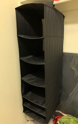 Closet organizer for Sale in Hagerstown, MD