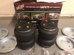 """2004-2014 Ford F150 4wd (New Body Style) - """"Load Lifter 5000"""" Air Helper Springs [REAR for Sale in Winchester, CA"""