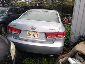 Partes Hyundai sonata 2008 for Sale in Houston, TX