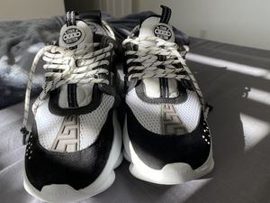 Versace Chain Reaction Sneakers for Sale in Corona, CA