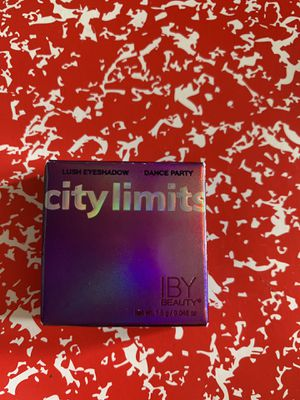 IBY Beauty city limits lush eyeshadow for Sale in Los Angeles, CA