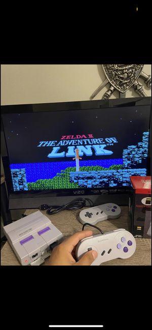 Retro console Super mini NES HDMI Arcade Games 👾 Classic Games Shipping Available ✅ for Sale in Hallandale Beach, FL