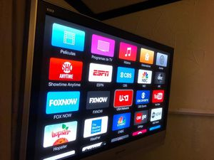 """Tv Panasonic de 46"""" everything work perfectly. for Sale in Rockwall, TX"""