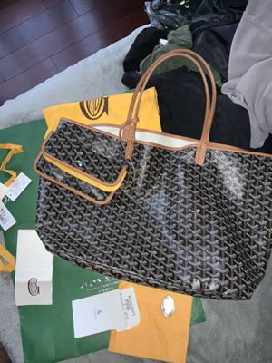 Goyard St. Louis 🌻🍁🍂🧡🧡🧡😍❤️🎁✨ for Sale in Bellevue, WA