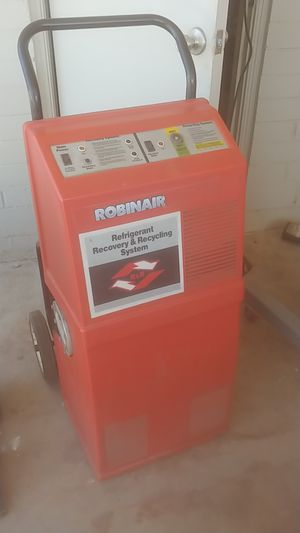 R12 AC machine with froen for Sale in Mesa, AZ