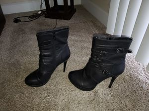 Black boots for Sale in Las Vegas, NV
