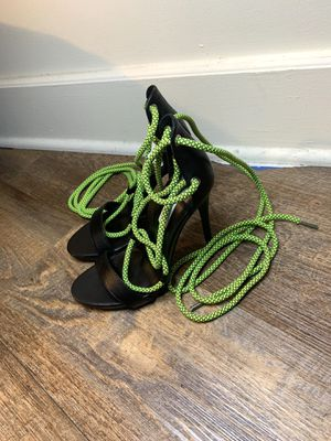 Steve Madden Lace Up Heels Size 7 for Sale in Cherry Hill, NJ