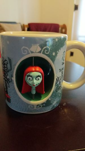 The Nightmare Before Christmas mug for Sale in Weatherly, PA