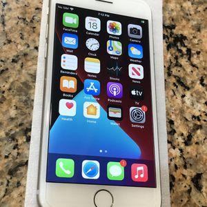 Apple iPhone 8 64gb White Unlocked for Sale in Montebello, CA