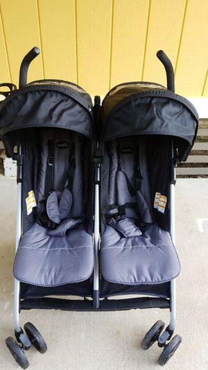evenflo double stroller for Sale in Kailua, HI