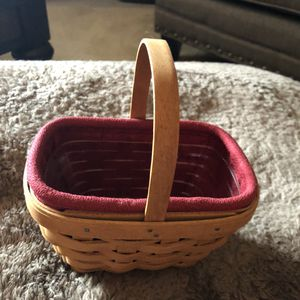 Longaberger Baskets for Sale in Cranberry Township, PA
