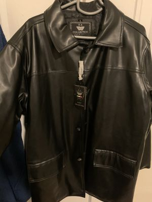 Men's leather jackets for Sale in Brooklyn, NY
