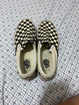 Checkered vans size 7 for Sale in Queens, NY