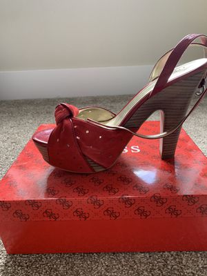 Size 9 Red Heels for Sale in Portland, OR