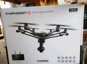 Typhoon H 4k drone brand new full fpv remote plus+ for Sale in Clovis, CA