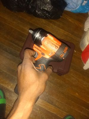 Matco Impact Drill 16v for Sale in Memphis, TN