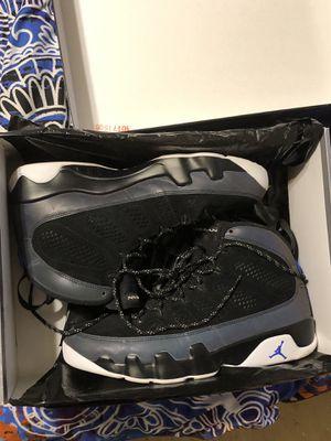 Jordan 9 size 11 men for Sale in West Mifflin, PA