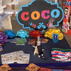 COCO theme party supplies/banner for Sale in Mission Viejo, CA