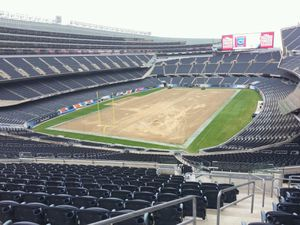 2 Tickets Bears vs Chiefs Sun 12/22 7:20pm Section 348 Row 10 on aisle for Sale in Downers Grove, IL